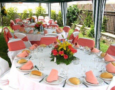 Decoracion de mesas para bodas vestidos de bodas - Mesas decoradas para bodas ...