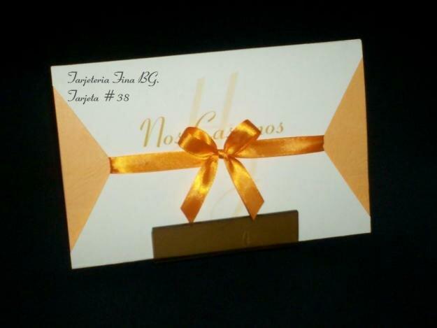 Modelos de tarjetas de invitación para matrimonio - Imagui