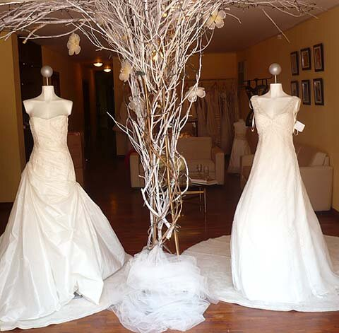 Disenadores de vestidos de novia famosos