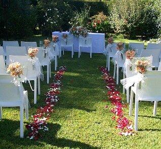 Adornos de mesa para boda vestidos de bodas for Arreglos de mesa para boda en jardin