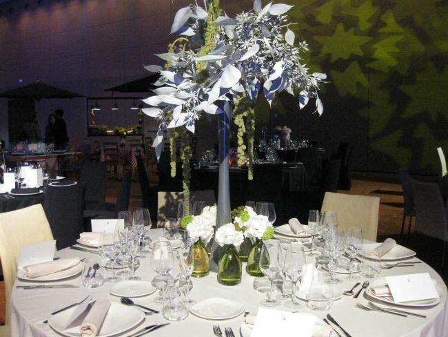 Adornos de mesa para boda vestidos de bodas for Mesas de bodas