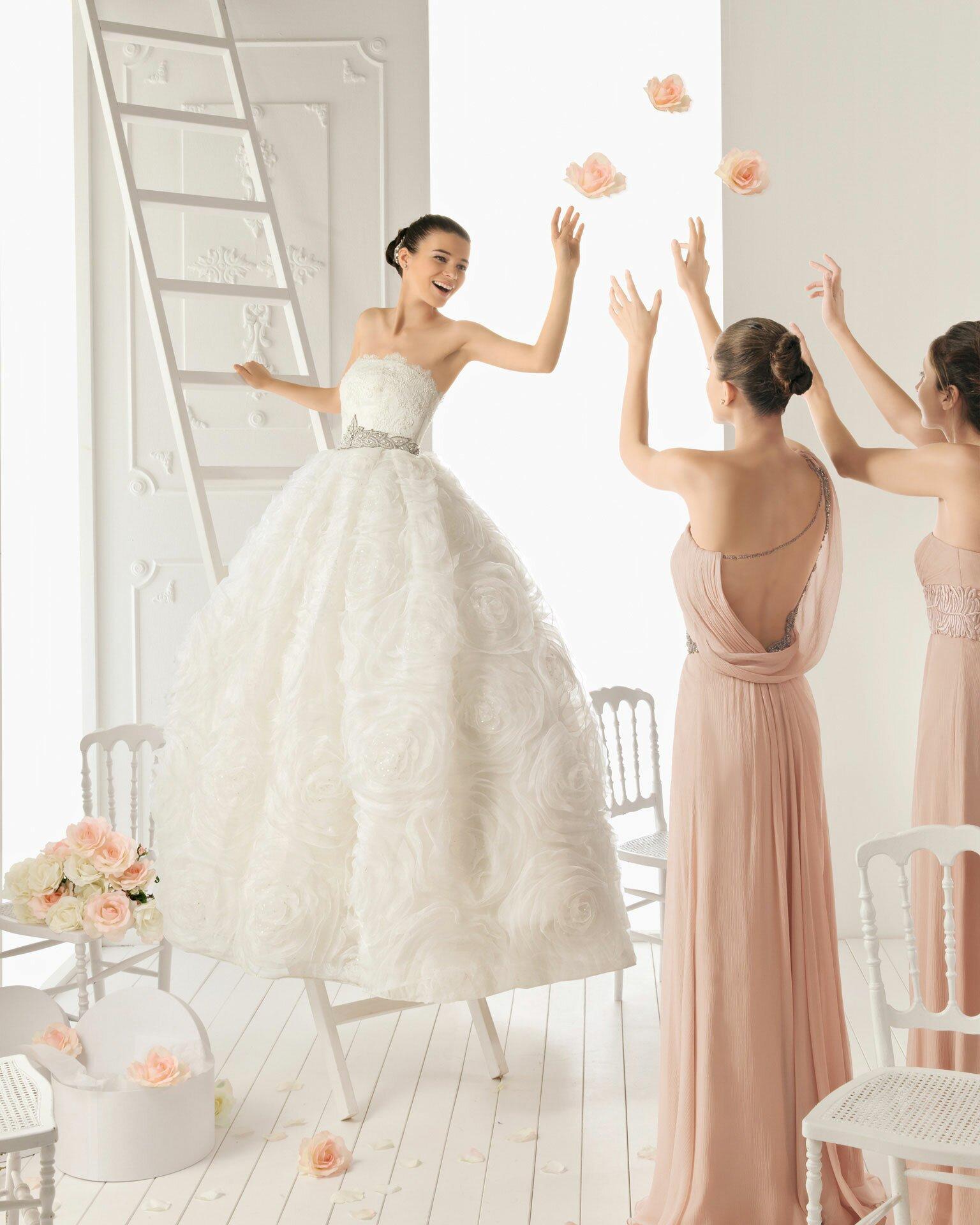 Vestidos de novias y consejos para el 2013