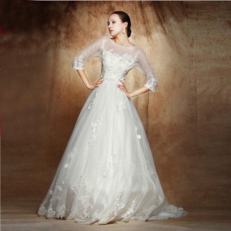 Vestidos de novia tradicionales