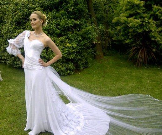 Vestidos de novia vanguardistas