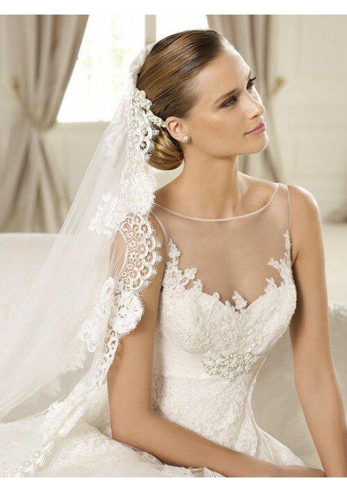Vestidos para novias muy elegantes